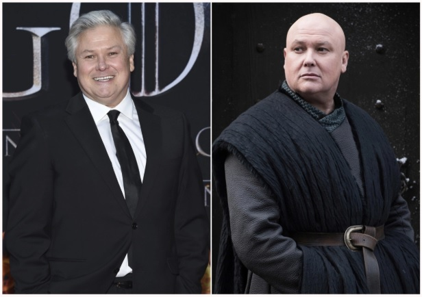 Lord Varys - Conleth Hill